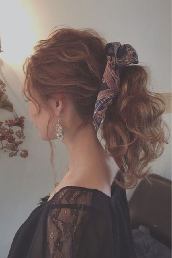 Creative Updos For Curly Hair Perfect For Holidays