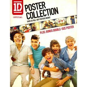 1d Poster Collection Walmart Com One Direction Posters Book Photography Paperbacks