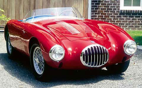 1955 Osca Mt4 Spider 475 000 Classic Sports Cars Classic