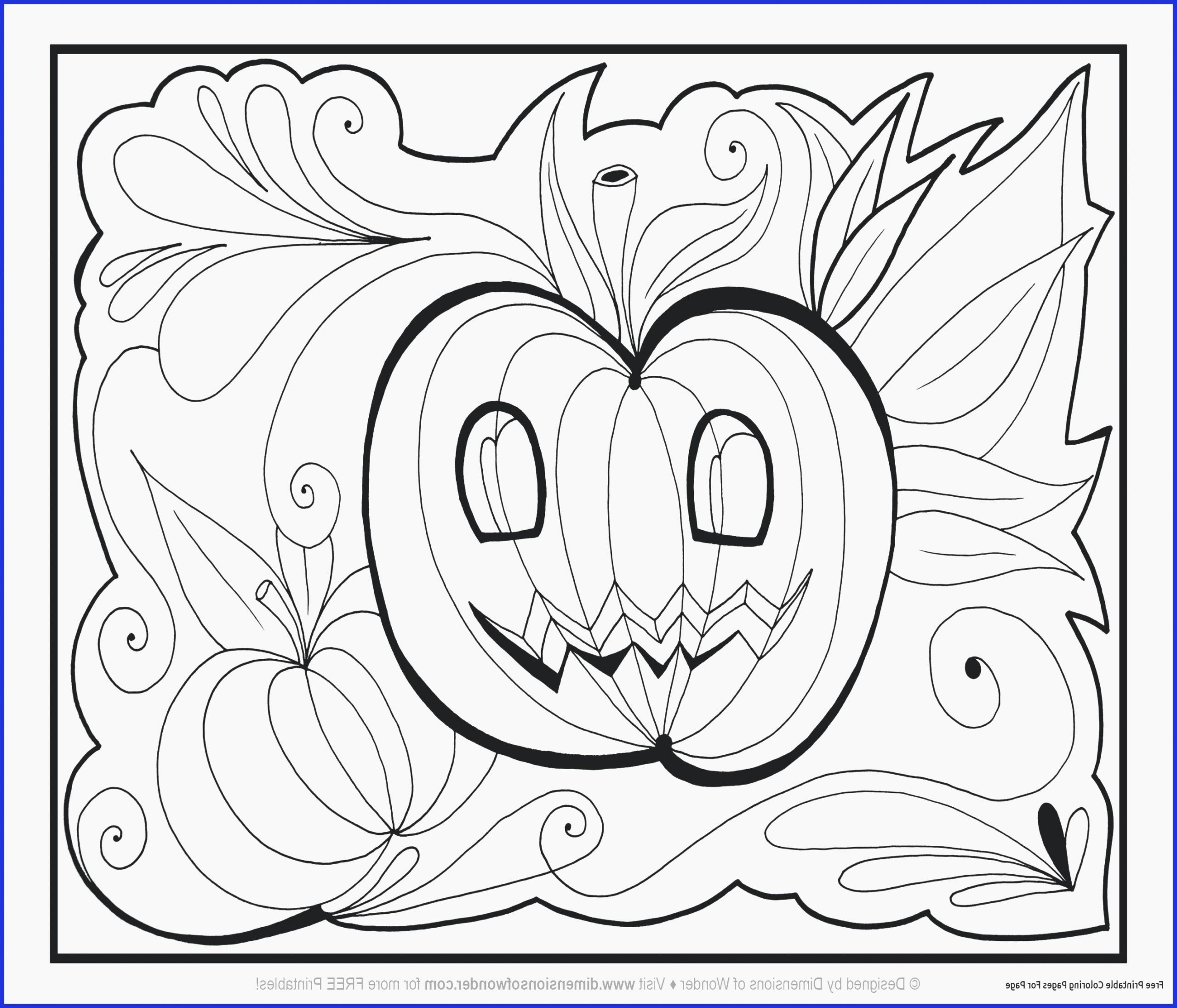 Spring Coloring Pages For Kindergarten In