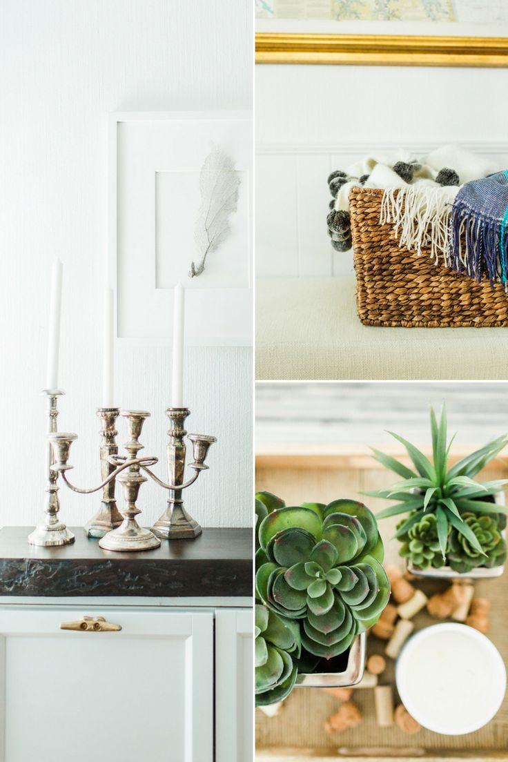 Boho Coastal Living Room Reveal | CREATE SHARE INSPIRE TOP PINS ...