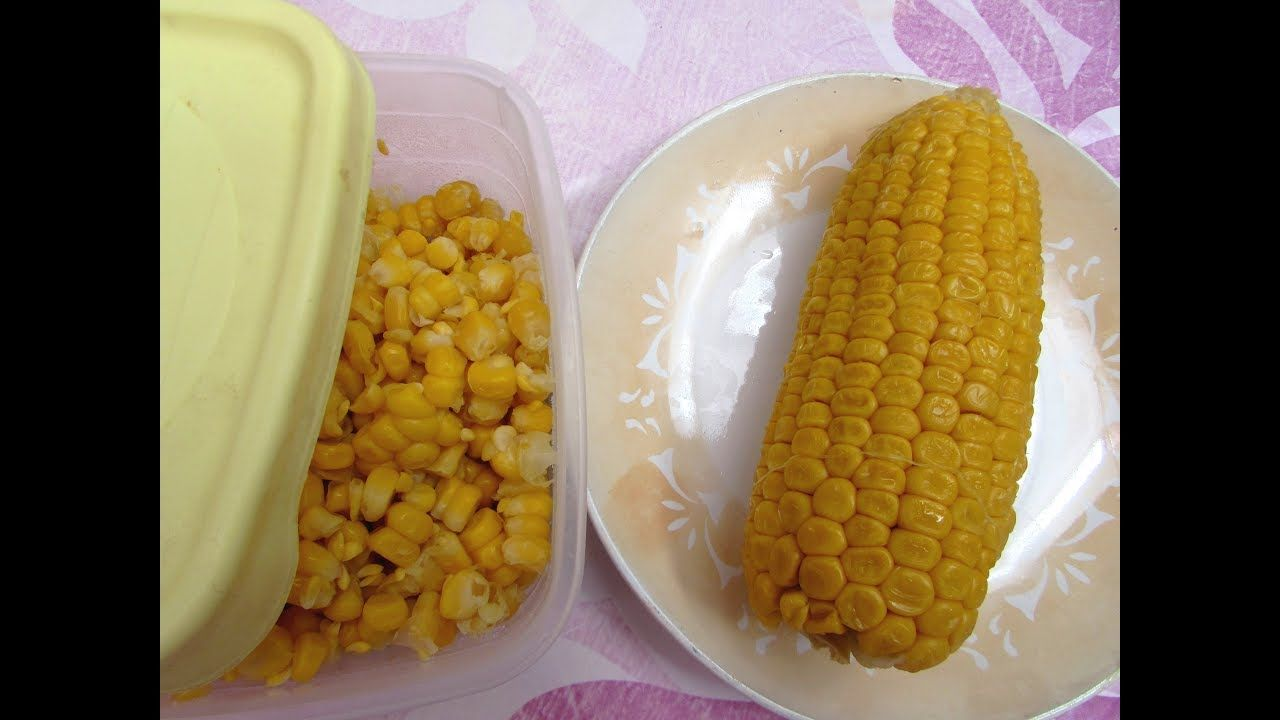 How To Make Sweet Corn At Home For Salads Corn Sweet Corn Healthy