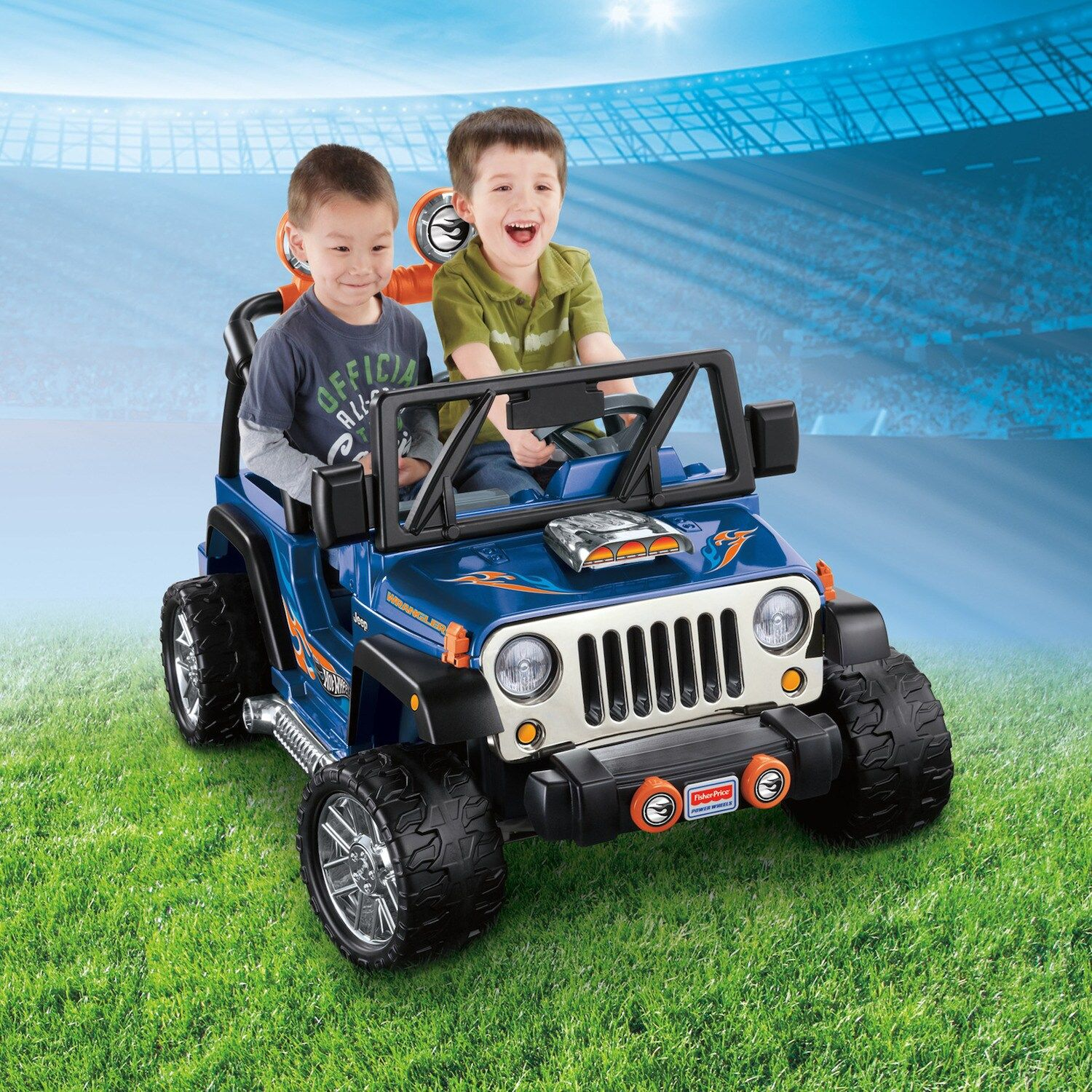Power Wheels Hot Wheels Ride On Jeep Wrangler By Fisher Price Affiliate Hot Ad Ride Power Wheels Hot Wheels Jeep Ride On Toys Jeep Wrangler
