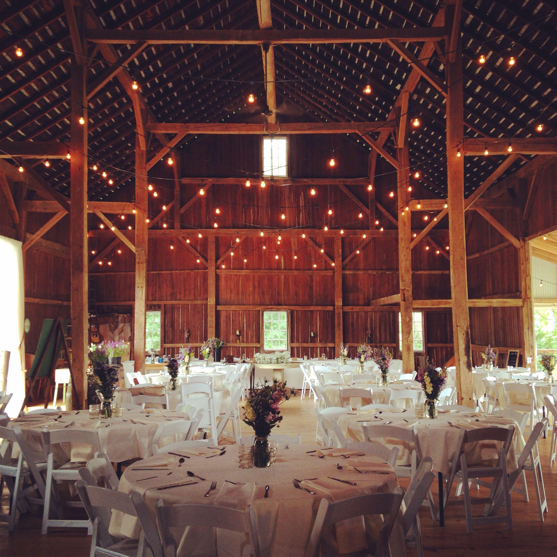 Hidden Vineyard Wedding Barn in Barrien Springs, MI
