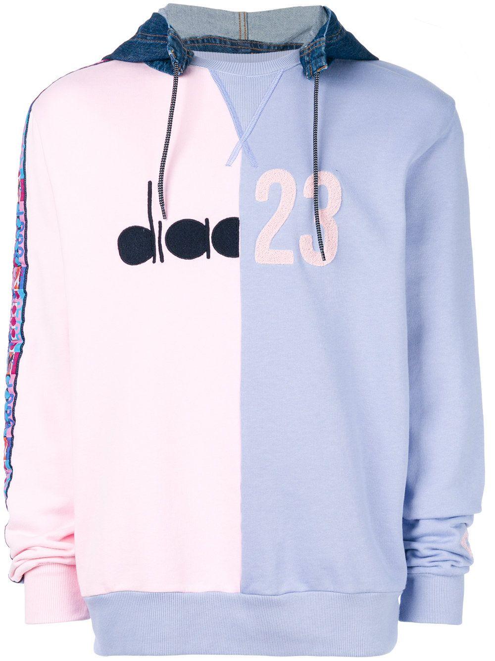 c17621ba02 DIADORA . #diadora #cloth #   Diadora Men   Hooded sweatshirts ...