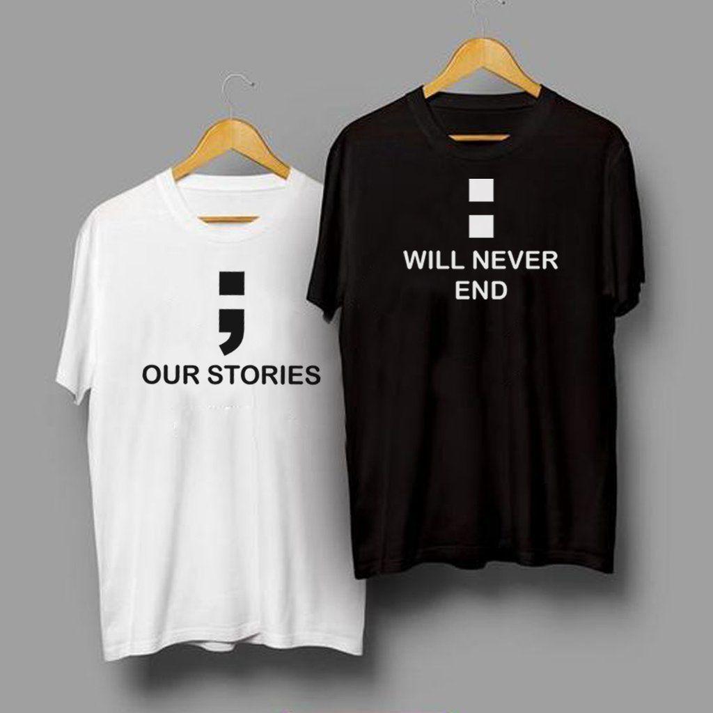 6b9f183709 Customized Printed T-Shirt Couple T-Shirt, Group T-Shirt, Family T-Shirt,  Personal T-Shirt.