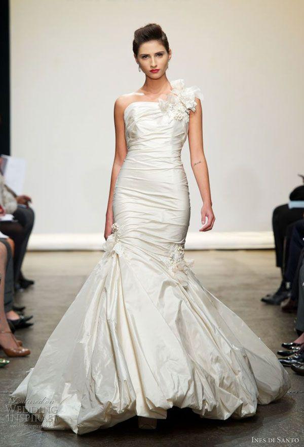 Ines Di Santo Wedding Dresses Spring 2013