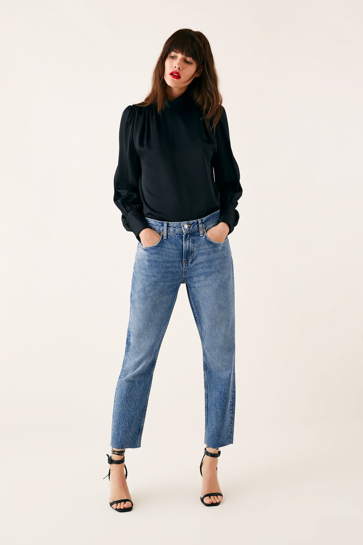 33f483007c Zw premium cigarette jeans in sunset blue in 2019   denim ...
