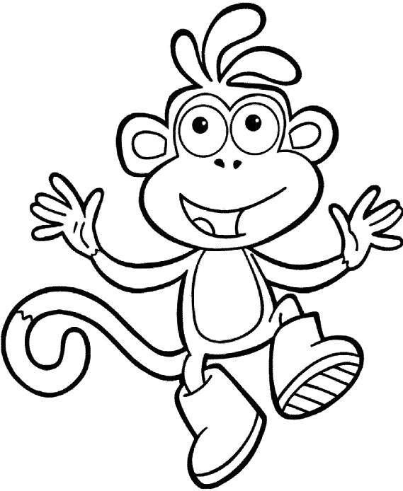 Pin By Oliver Anderson On Kids Dora And Friends Nick Jr Coloring Pages Coloring Pages