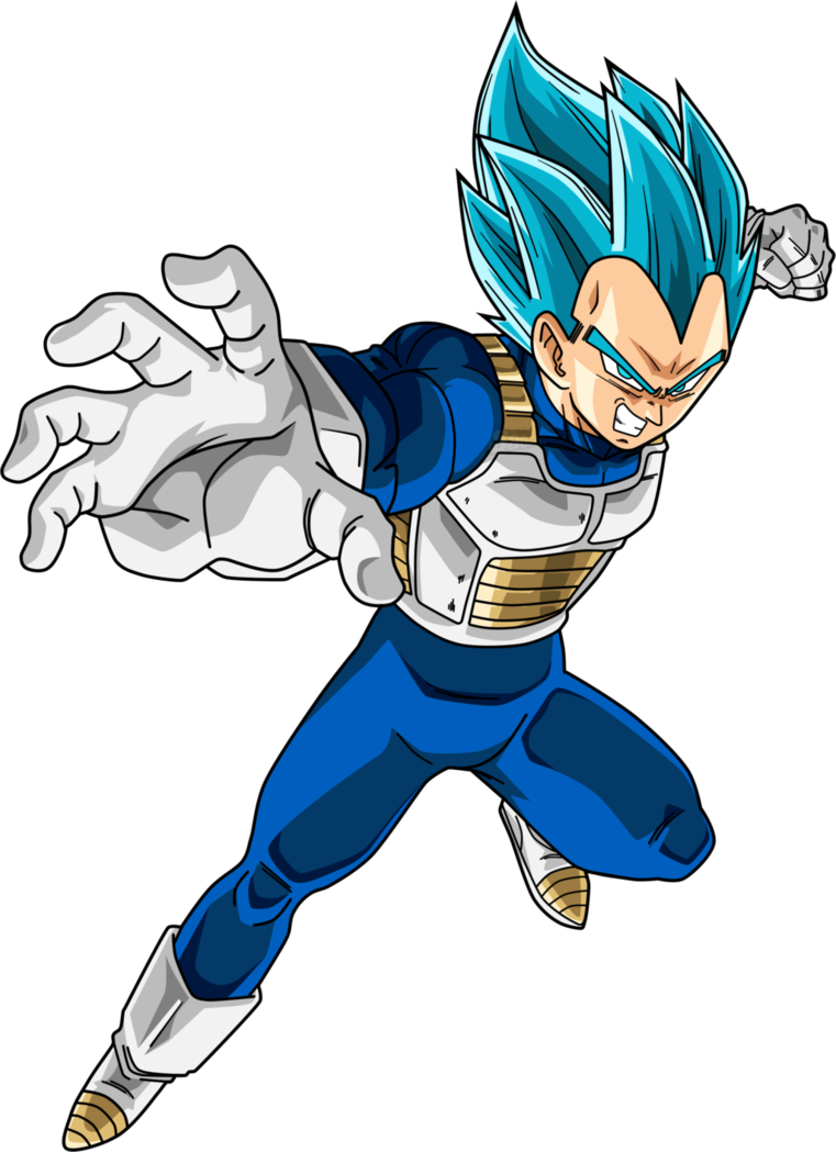 vegeta ssj blue 2 by saodvd on deviantart dragon ball in 2018