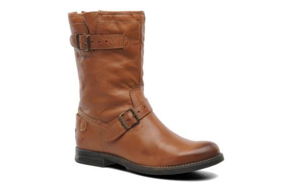 Shoes Boots Iwilde Chez marron Et Mustang Sarenza Bottines vFqASpvd