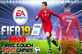 FTS 2019 Mod FIFA 19 New Update Apk Data Obb Fifa, Game