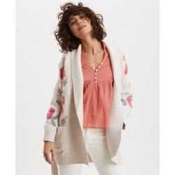 Photo of Enticing Embroidered Cardigan Odd Molly