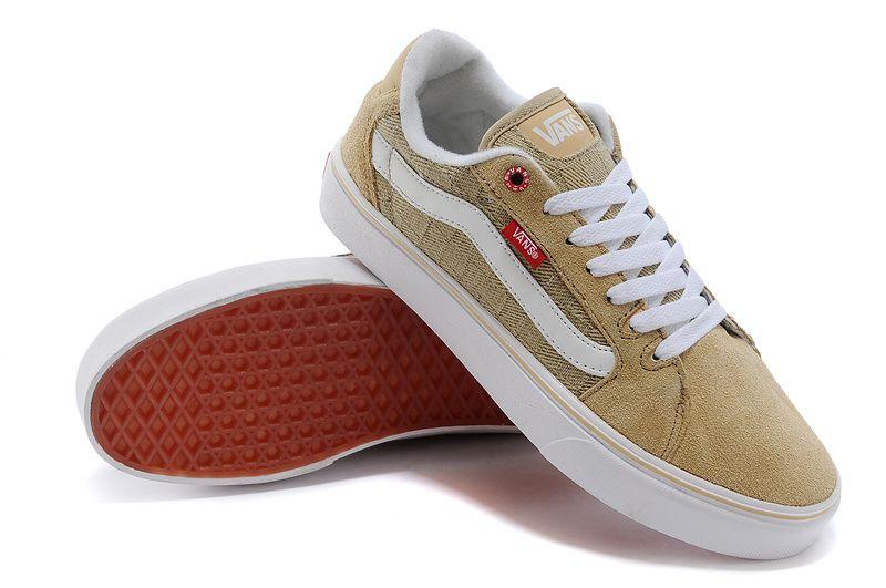 341996904e91ee VANS LXVI OTW high-end series male skateboard shoes number 36 to 43 beige  10  Vans