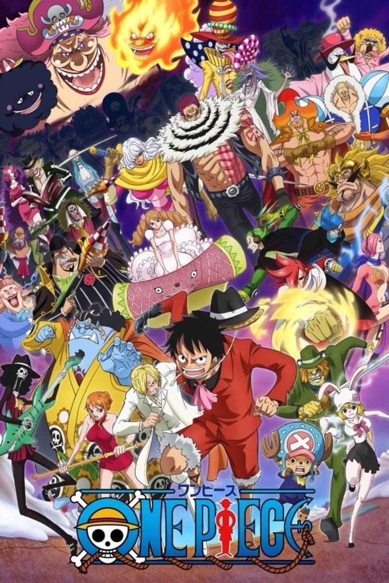 One Piece Watch Episodes on Hulu Crunchyroll and em 2020