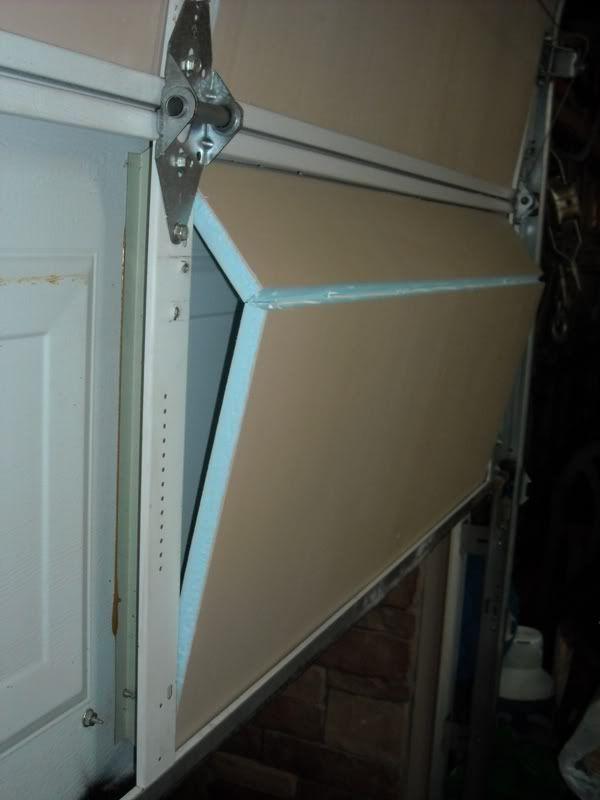 Garage Door Insulation Ideas garage door insulation cuts energy bills and street noise heres how to insulate a garage Diy Garage Door Insulation The Garage Journal Board