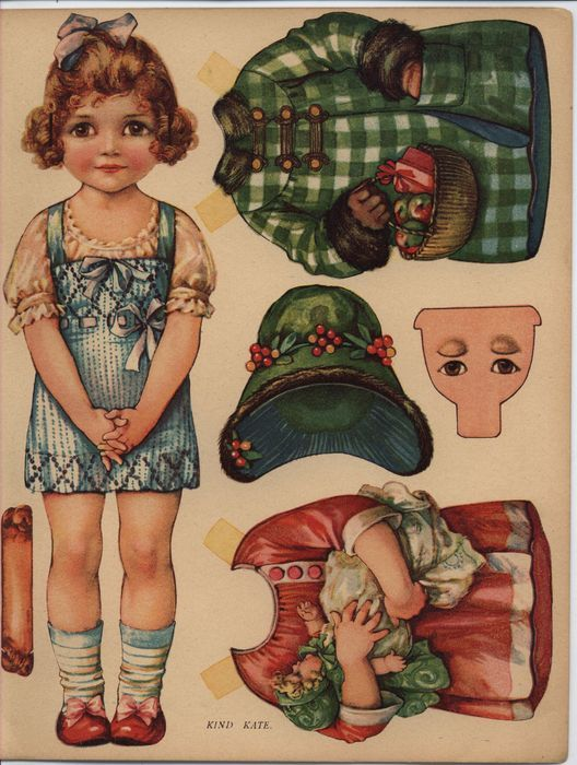 SWINGING AND DRESSING DOLLS PAINTING & MODELLING BOOK