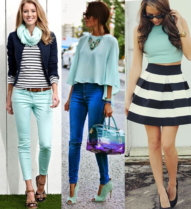 colors that go with mint green fashion mint green fashion trouser pants how to wear. Black Bedroom Furniture Sets. Home Design Ideas