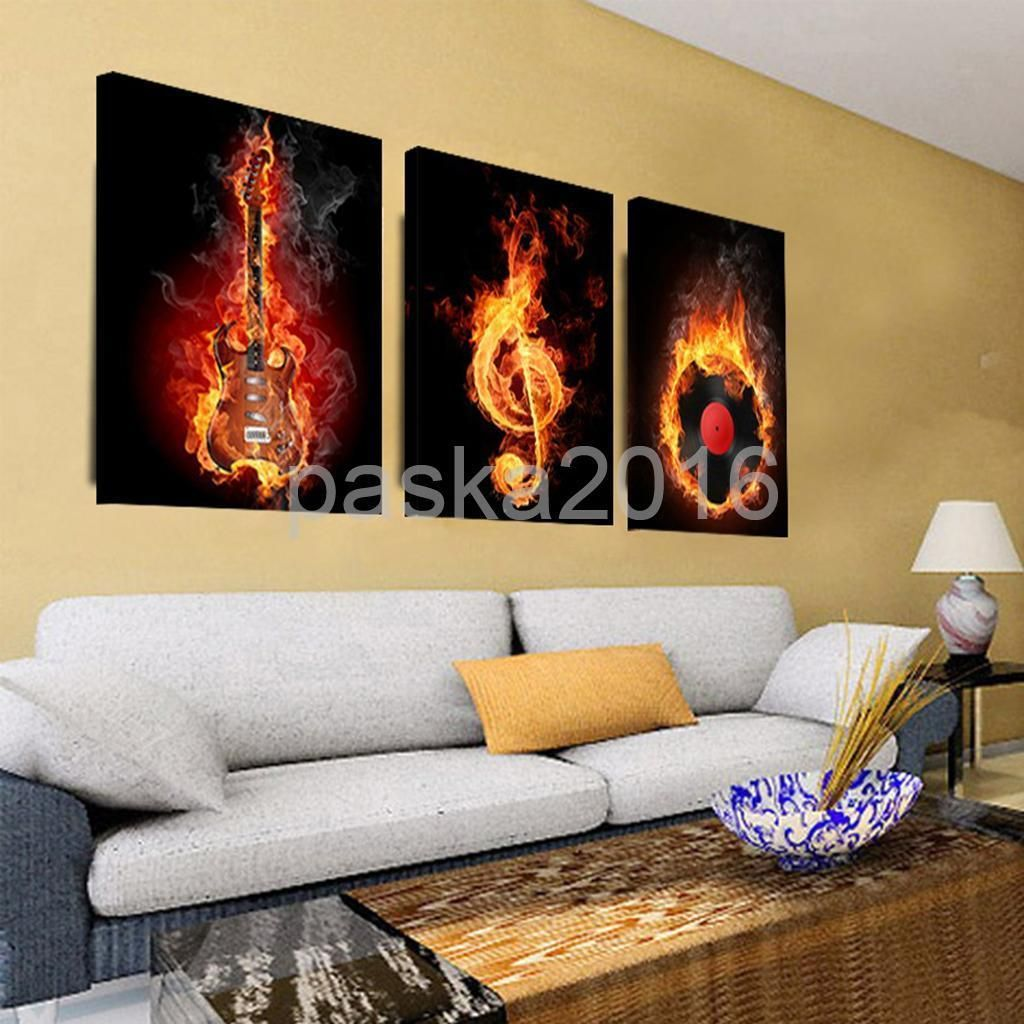 Modern canvas prints wall art landscape picture bedroom wall decor