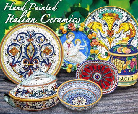 Italian Renaissance Ceramics Wholesale Italian Pottery