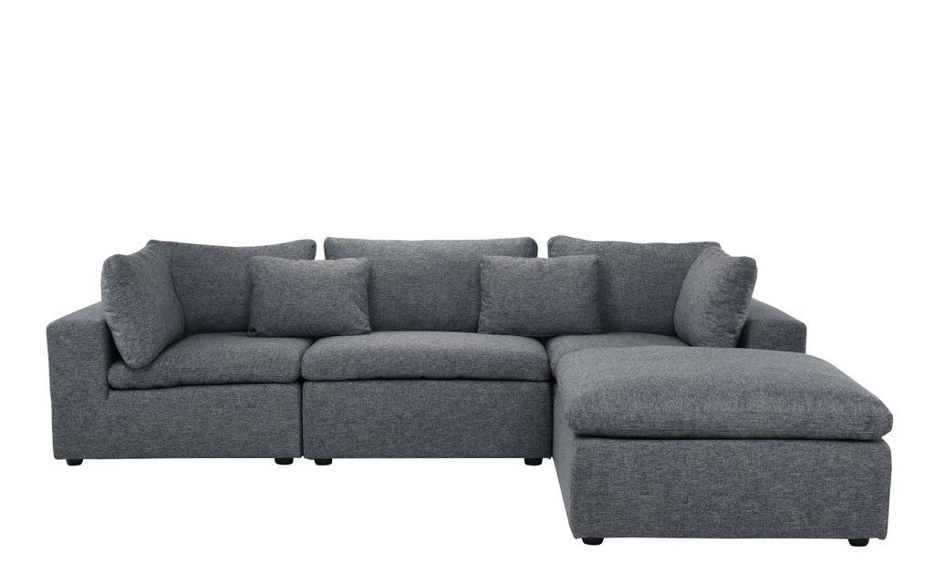 Fitz Contemporary Low Profile Lounge