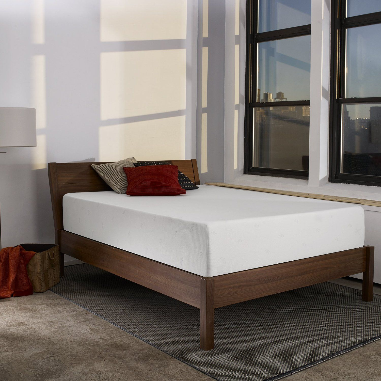 Best Amazon Com Sleep Innovations Shiloh 12 Inch Memory Foam 400 x 300