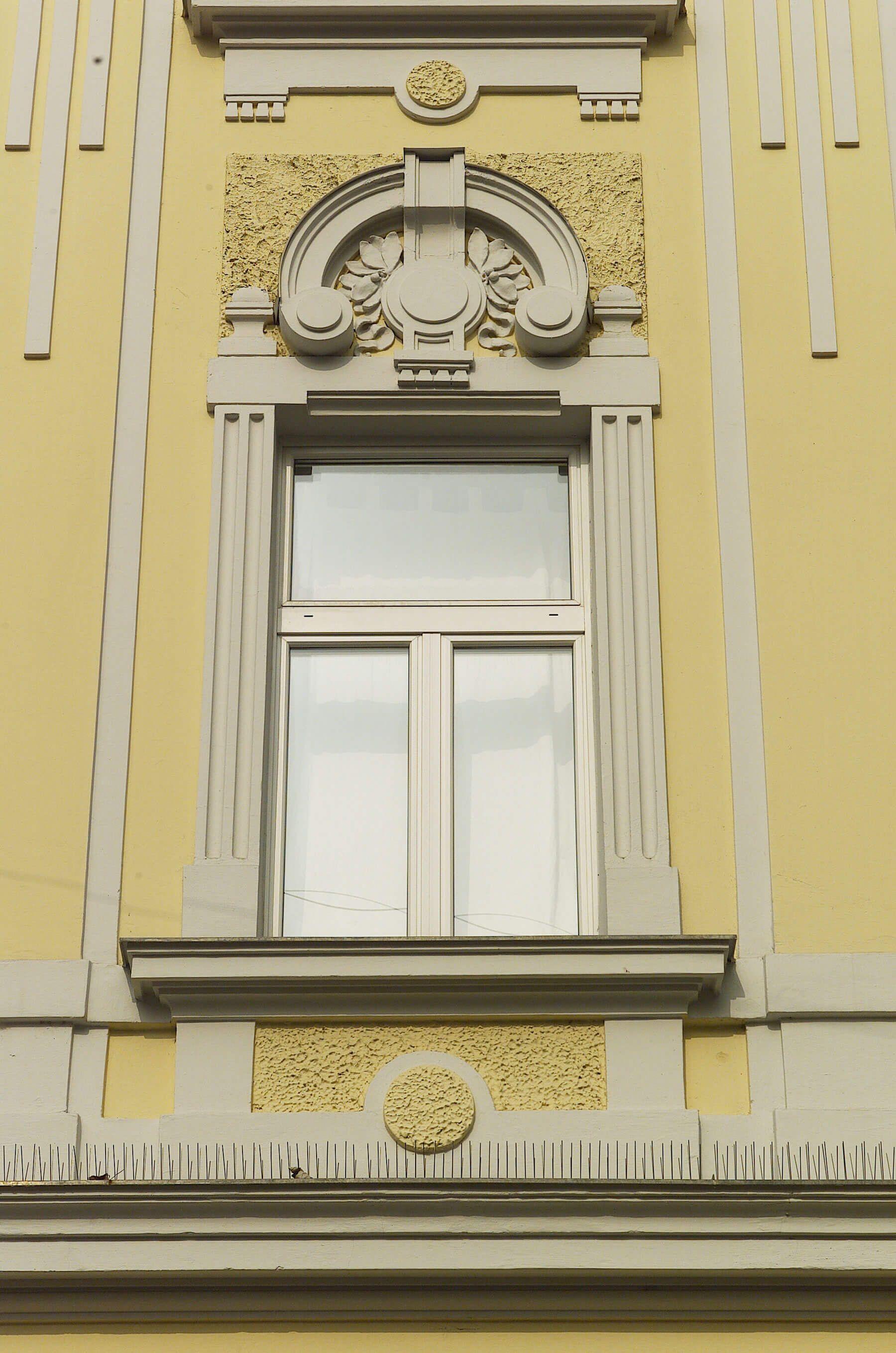 Weiße Kunststofffenster fenstertausch linz auf weiße kunststofffenster