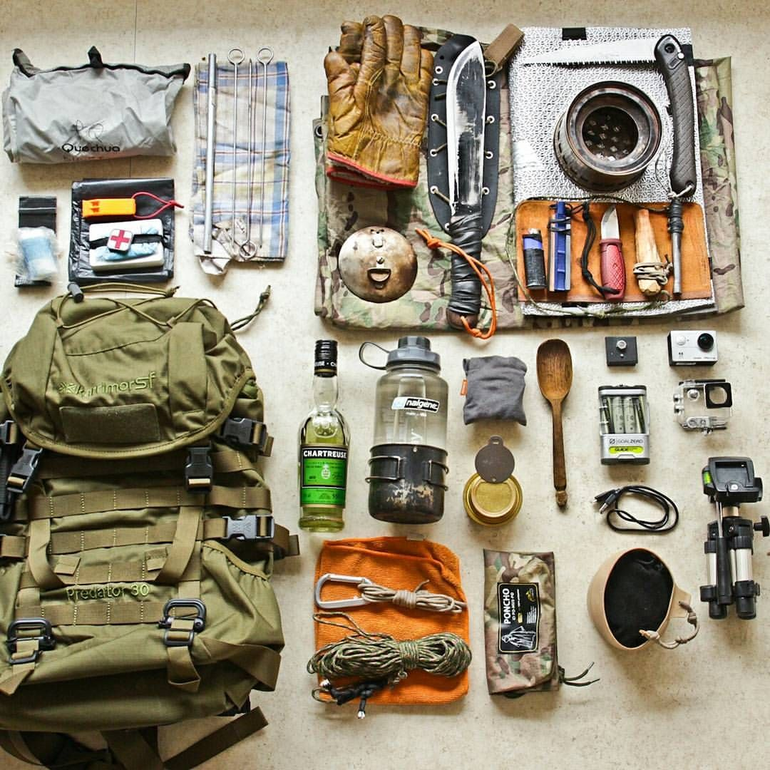 Pin on Backpacking/Bushcraft