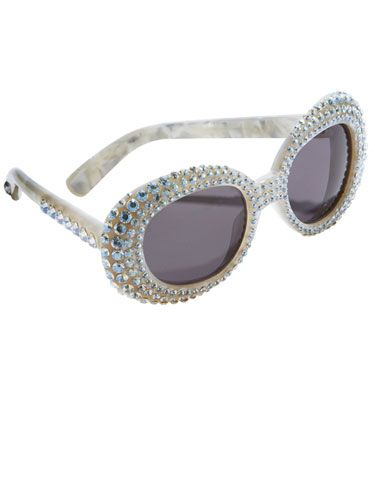 Shop the Trend: Space Oddity - Marc Jacobs sunglasses