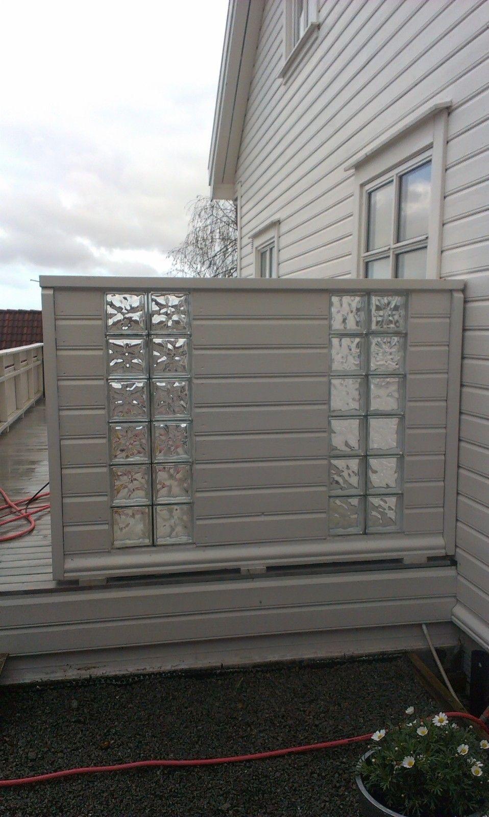 Photo of Levegg med glassstein | FINN.no