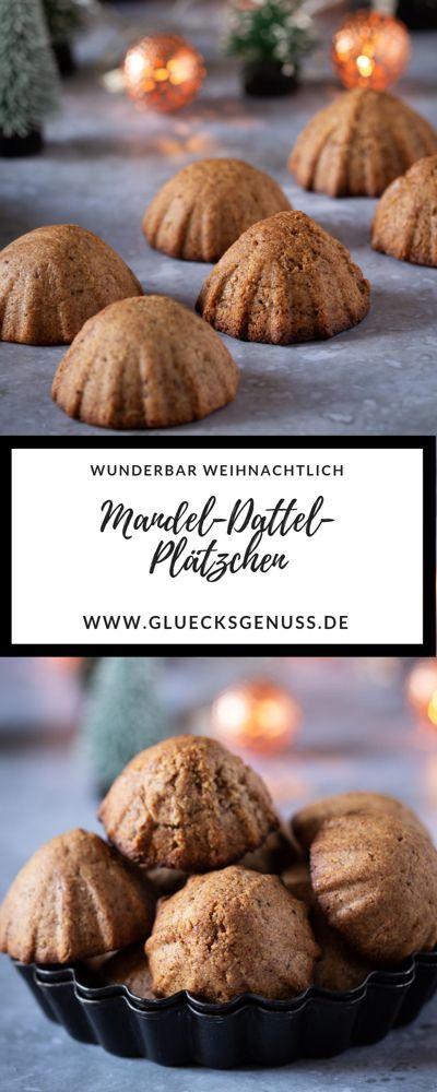 Photo of Almond date cookies / vegan & gluten-free – happiness