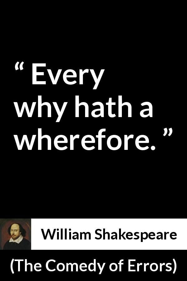William Shakespeare About Question The Comedy Of Errors 1623 William Shakespeare Quotes Shakespeare Quotes Historical Quotes