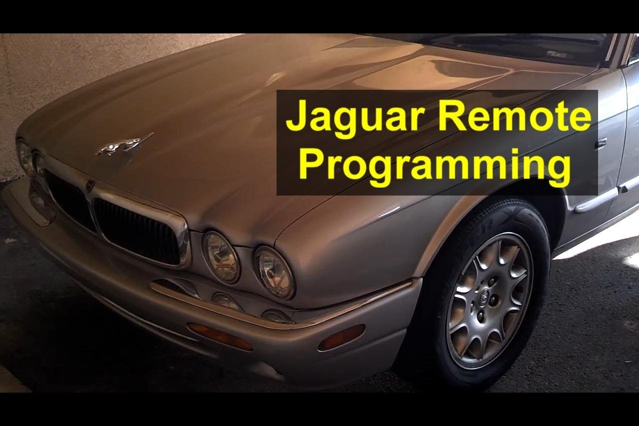 Jaguar battery-Most are usually found in the car boot In this video I show  where the battery is located in a Jaguar 2003 model.