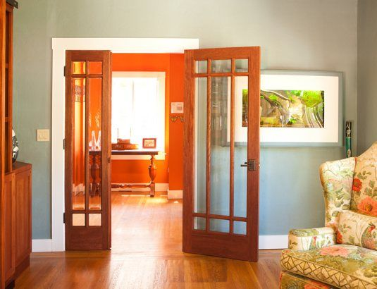 Craftsman Doors For The Home Pinterest Craftsman