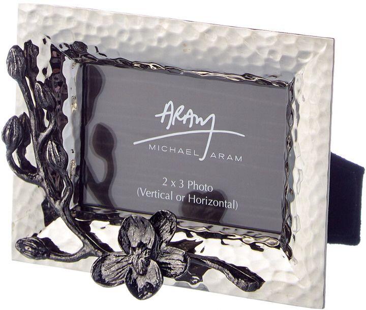 Michael Aram Black Orchid Mini Frame