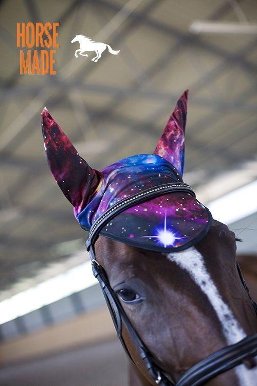 Horse Ear Bonnet Galaxy Western English Saddles And Tack Horses