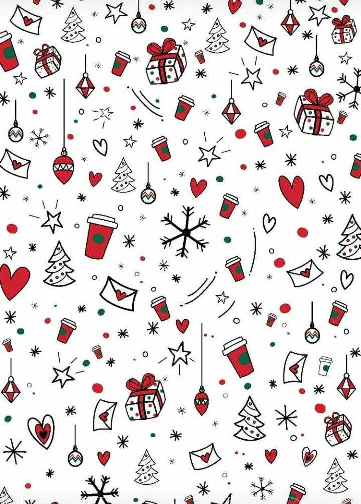...Christmas wallpapers❄ discovered by Derya on We Heart It