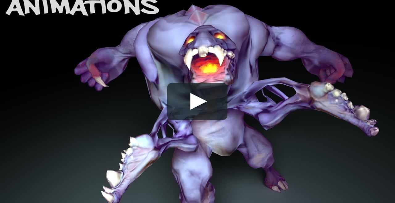 Monster Animations