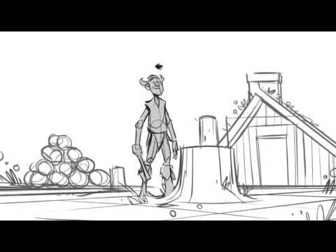 Troll Storyboard Sample Clip No Audio  Youtube  Storyboard