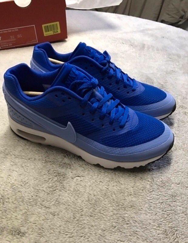 dfe00859e2b Air max BW Ultra Bleu