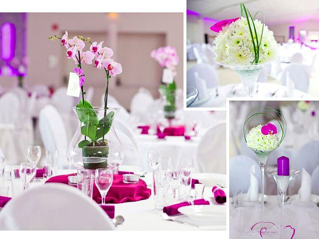 Orchidee Deko Wedding Flowers Wedding Wedding Reception