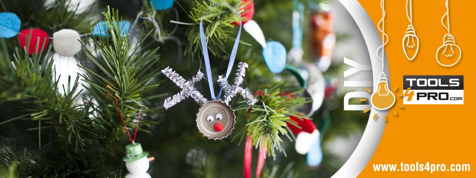 Las mejores ideas de bricolaje para Navidad