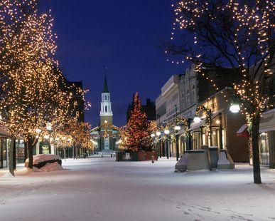Christmas In Vermont.Christmas In Vermont Holidays Vermont Christmas Scenes