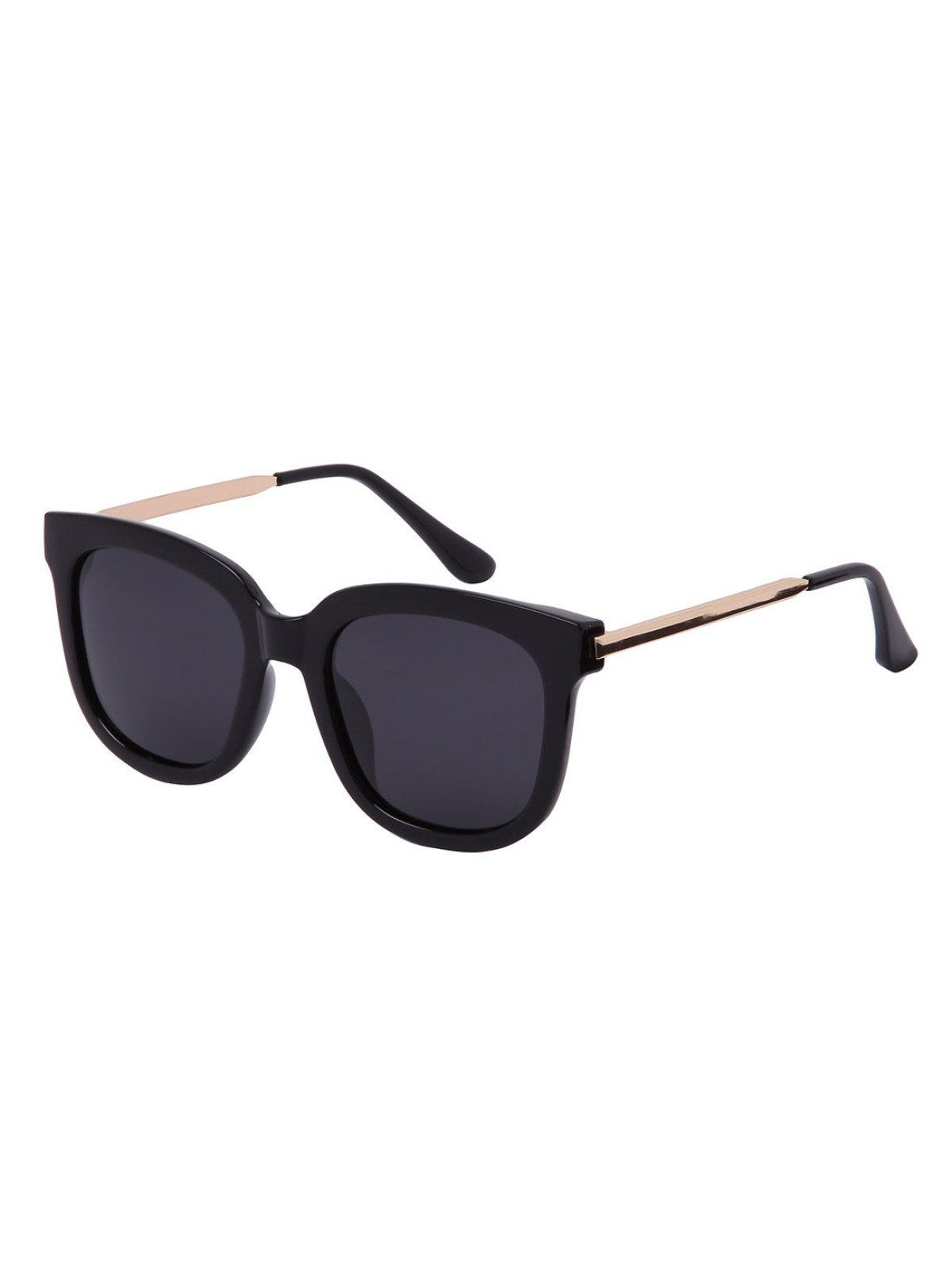 d7ae2517ab SheIn offers Retro Black Lenses Oversized Square Sunglasses   more to fit  your fashionable needs.