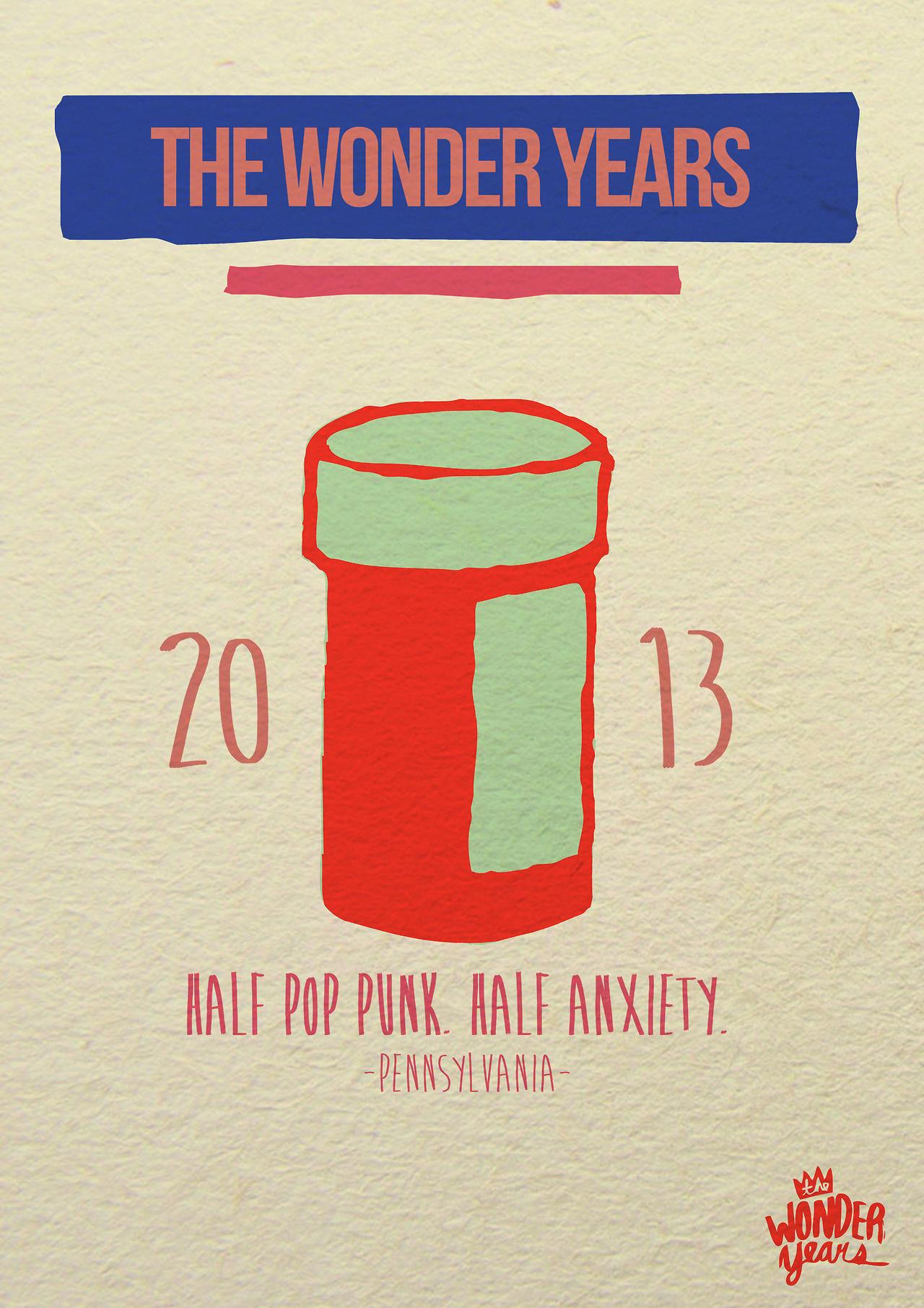 The Wonder Years Pop punk music, Pop punk, Pop punk bands