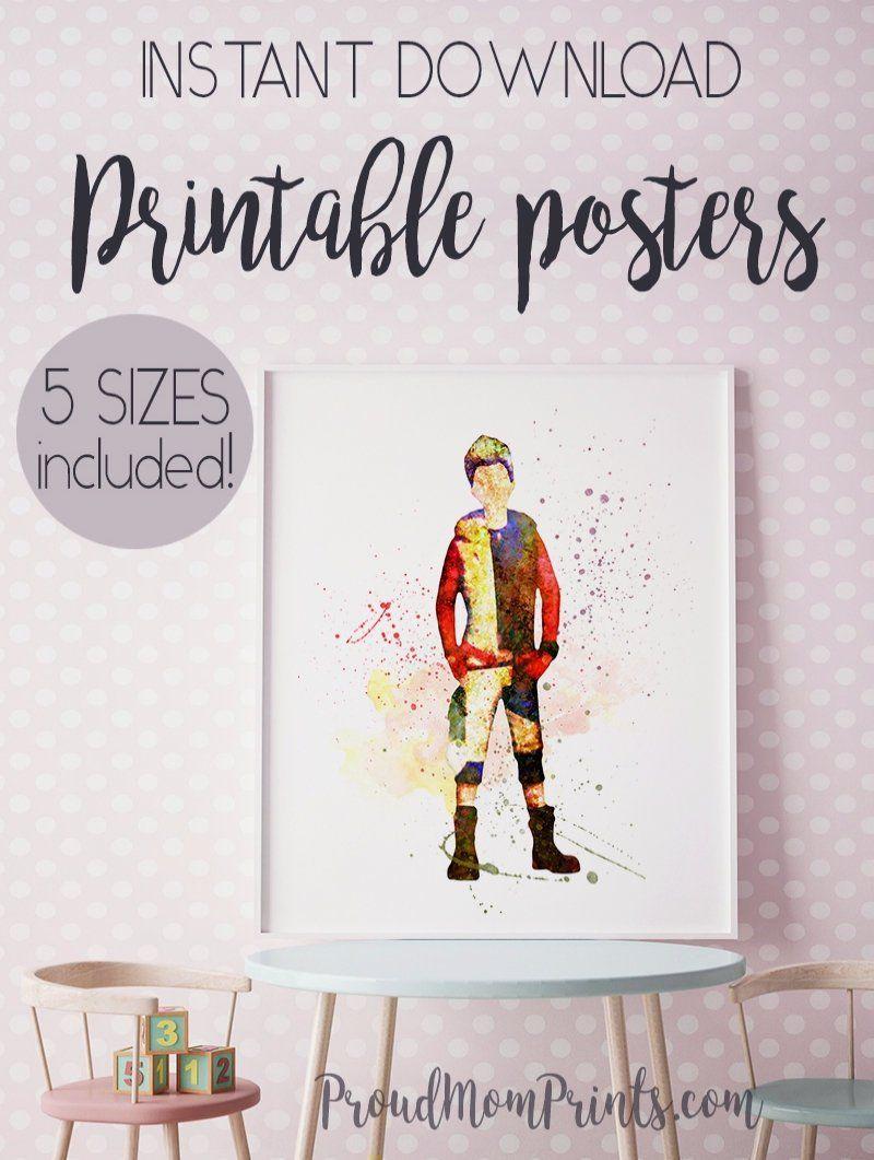 Descendants 2019 Movie Silk Canvas Poster Print 13x18 24x32 inch Home Decor