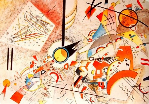 Wassily Kandinsky Bustling Aquarelle Ca 1923 I Could Get