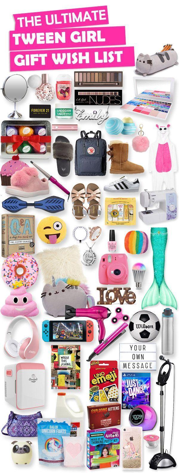 Gifts For Tween Girls 2020 Best Gift Ideas Tween Girl Gifts Birthday Presents For Teens Tween Gifts