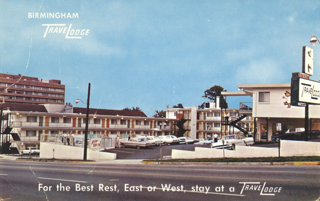 Travelodge Birmingham Alabama Birmingham Medical University Vintage Travel