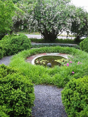 """Poet Ann Spencer's Garden, which she called """"Edankrall"""" - a combination of sacred places (Eden and the African """"kraal"""" meaning village community), as well as hers and her husband's names. Designated a Virginia Historic Landmark in 1976."""